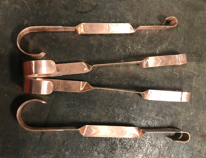 Specialist Coppersmith Hooks